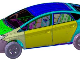丰田普锐斯整车数据下载