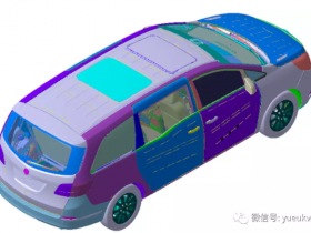 别克GL8整车数据下载(含技术资料报告)