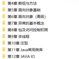 Java开发实战从入门到精通视频教程下载