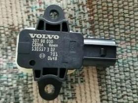 用于碰撞检测的空气压力传感器