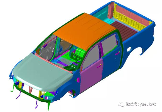 福特 F150 皮卡整车数据下载