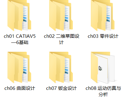 CATIA快速入门与精通视频教程下载