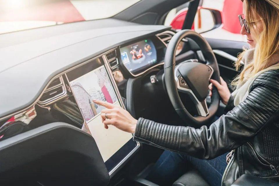 汽车HMI设计原则